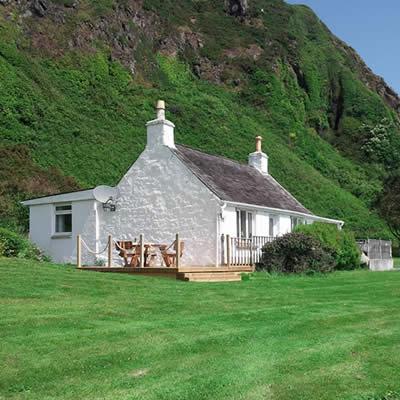 Outstanding Morroch Bay Beach Cottages In Sw Scotland Interior Design Ideas Truasarkarijobsexamcom